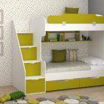 Yeşil Lara Ranza Genç Odası